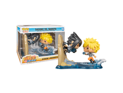 Купить Фигурку Funko POP! Vinyl: Moment: Naruto vs Sauske (Exc) 46630