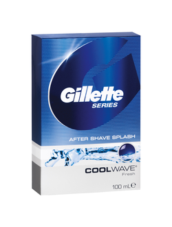 Лосьон после бритья Gillette Series Свежий, 100 мл