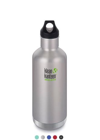 Термобутылка Klean Kanteen Insulated CLASSIC LOOP 946 мл (32oz) Brushed Stainless