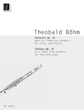 Boehm, T: Fantasy Op. 21 on a Theme by Schubert