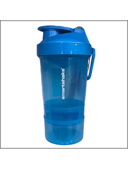 ШЕЙКЕР SMART SHAKE ORIGINAL2GO 600ML blue