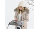 Муфта для мамы на коляску Skip Hop Stroll & Go On Call Hand Muff Heather Grey