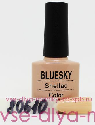 Гель-лак Bluesky Shellac color №80610