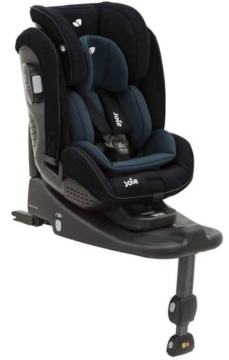 Joie Stages Isofix Navy Blazer