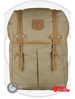 Рюкзак Fjallraven Rucksack No.21 Medium Sand