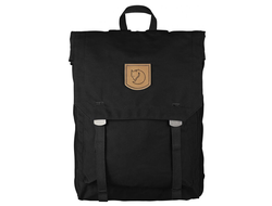 Рюкзак Fjallraven Black (Foldsack No. 1)