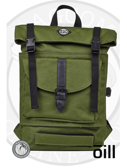 Рюкзак для скейтборда Oill Skate Adam Backpack