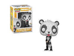 Купить Фигурку Funko Pop Фанко Поп Vinyl:Games: Fortnite S3: P.A.N.D.A Team Leader