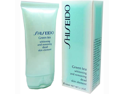 "Пилинг для лица Shiseido ""Green Tea"" 60 ml"