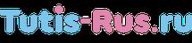 Логотип интернет-магазина детских колясок Тутис Рус