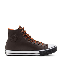 Кеды Converse Chuck Taylor Winter High Top коричневые