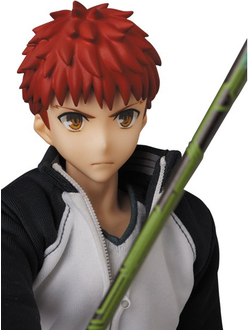Кукла 1/6 Real Action Heroes  SHIROU EMIYA (СИРО ЭМИЯ)
