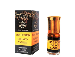 Арабские духи Al Rayan Tom ford tabaco Vanile 6ml