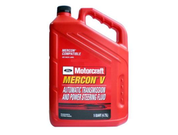 Motorcraft Mercon V AutoMatic Transmission AND Power Steering Fluid   4,7л
