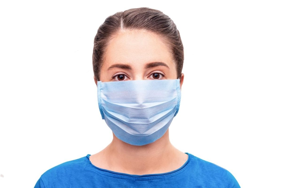 Если заставляют носить маску на работе