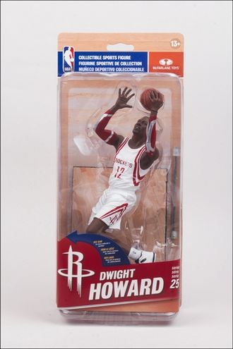 Фигурка баскетболиста Dwight Howard (McFarlane NBA 25)
