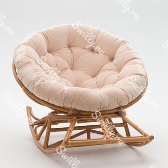 Кресло Swilly Rocker Papasan 1 мед