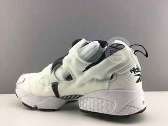 Reebok Insta Pump Fury White Black (37-41) Арт. 133MA
