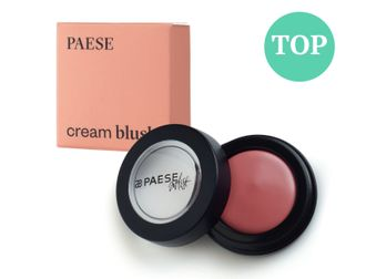 Румяна кремовые CREAM BLUSH with shea oil Paese