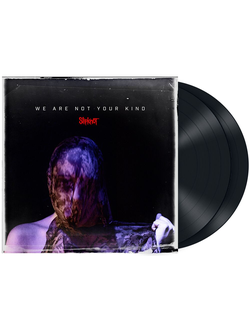 SLIPKNOT - We Are Not Your Kind 2-LP