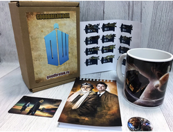 GoodbrelokBox Doctor Who Доктор Кто №1