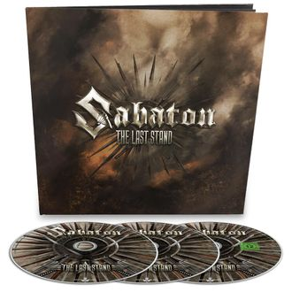 SABATON The last stand EARBOOK