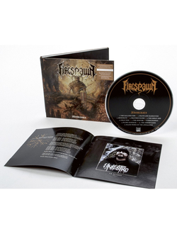 Firespawn - Abominate CD