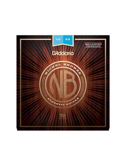 D'Addario NB1252BT Nickel Bronze