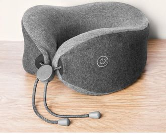 Массажная подушка Xiaomi Lefan Massage sleep neck pillow LR-S100