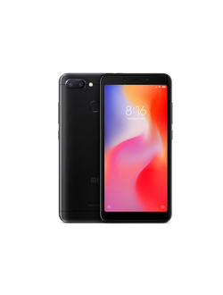 Xiaomi Redmi 6 4/64 GB Black EU (Global Version)