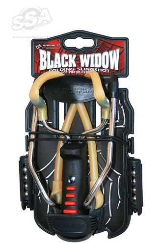 Рогатка Barnett Black Widow