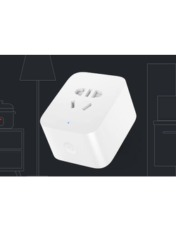 Умная розетка Xiaomi Wi-Fi Mi Smart Power Plug Socket USB enhanced