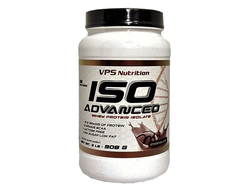 (VPS Nutrition) ISO Advanced Whey Isolate - (908 гр) - (шоколад)