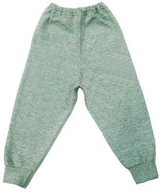 Штаны спортивные (Артикул 418-042), серый меланж