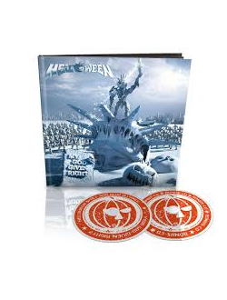 Helloween My God-Given Right  Earbook  28 x 28cm  2-CD