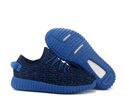 КРОССОВКИ ADIDAS YEEZY BOOST 350 NAVY BLUE