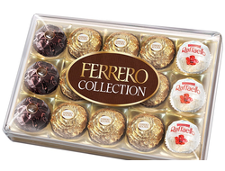 Конфеты Ferrero Collection 170 г.
