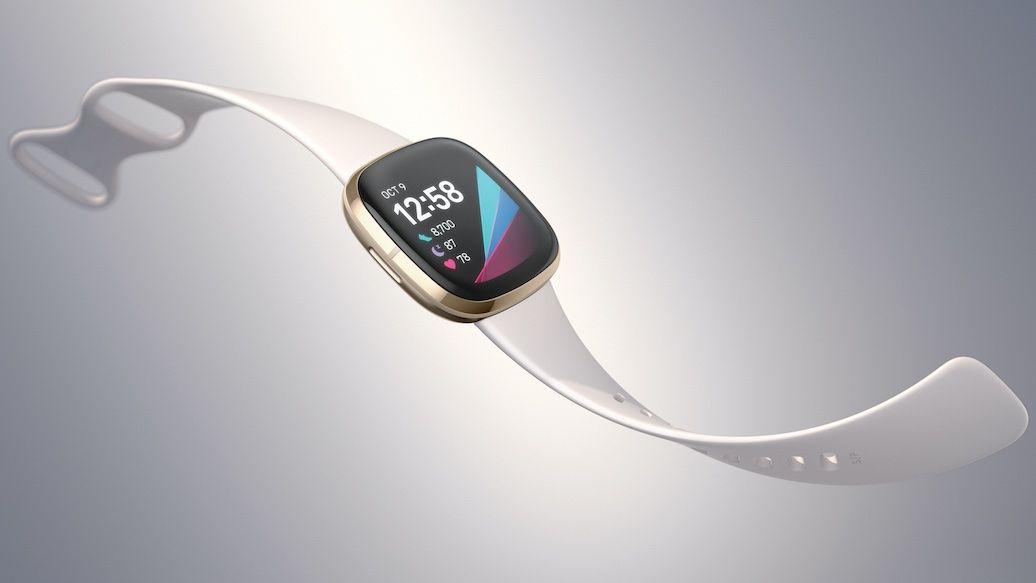 Первый взгляд: умные часы Fitbit Sense