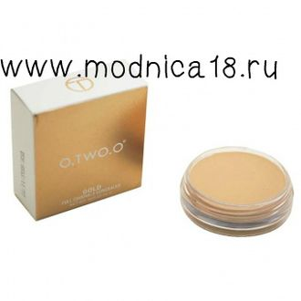 Пудра кремовая O.TWO.O Gold Full Coverage Concealer