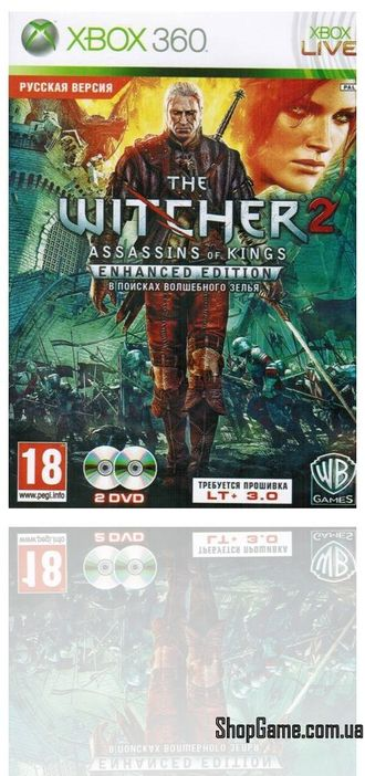 The Witcher 2: Assassins of Kings. Enhanced Edition