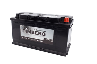 АКБ 6СТ-100 TIMBERG Professional  Power о.п