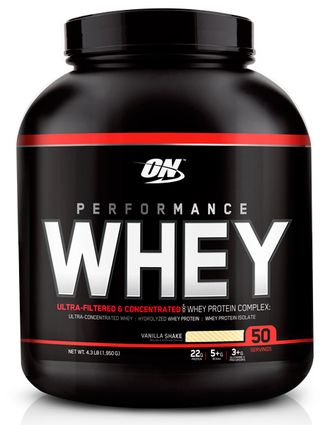 Whey Performance (50 serv)   Optimum Nutrition