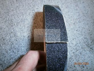 Противоскользящая лента Anti SLip Tape крупной зернистости (60 grit)