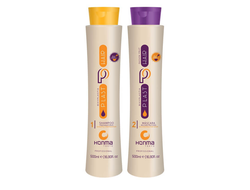 Набор Plast Hair Bixyplastia Passion Fruit, 500/500 мл.