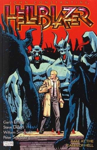 Купить Hellblazer Vol. 8: Rake at the Gates of Hell  в Москве