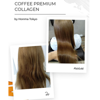 Coffee Premium Collagen фото до и после