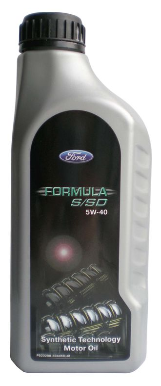 Ford Formula S/SD 5W- 40 (1л)
