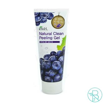 Пилинг-скатка Ekel Natural Clean Peeling Gel Grape  с экстрактом винограда