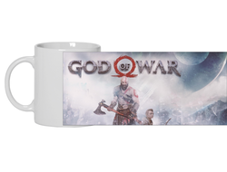 Кружка God of War №2