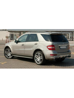 Kомплект расширител­ей арок no name для Mercedes benz ML W164
